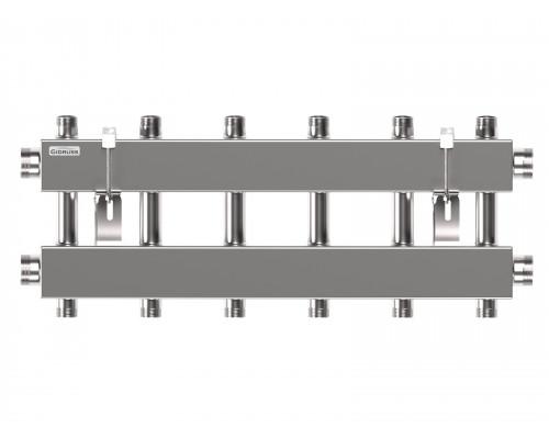 Модульный коллектор MKSS-150-6DUx25 (G 38мм)
