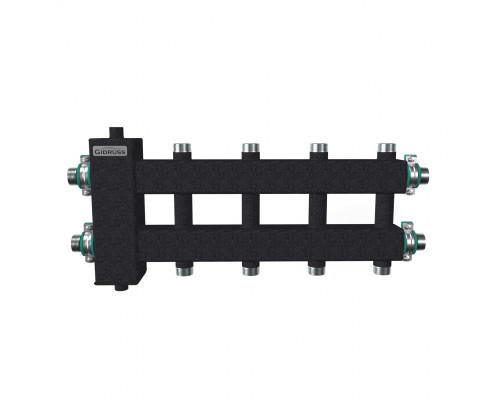 BME-5DU (до 60 кВт, вх. G 1″, 2+2+1 контура G 1″)